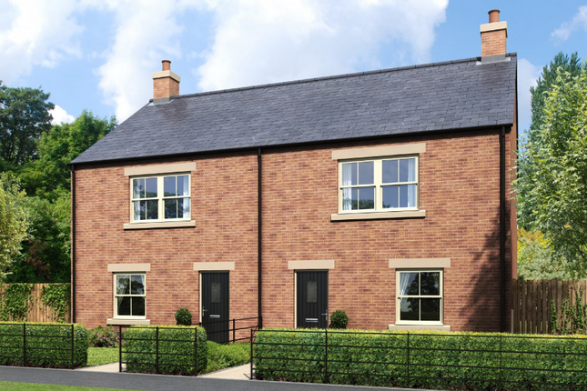 Thumbnail Semi-detached house for sale in Haughton Place, Hexham