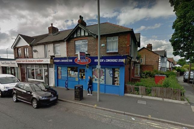 Thumbnail Commercial property for sale in Vale Lodge, Rice Lane, Walton, Liverpool