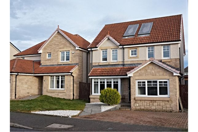 Thumbnail Detached house for sale in Burnland Crescent, Westhill