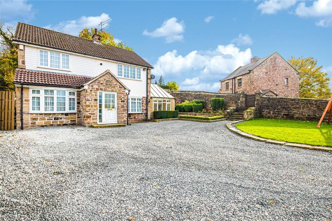 Thumbnail Detached house for sale in The Old School Yard, Whiston, Rotherham