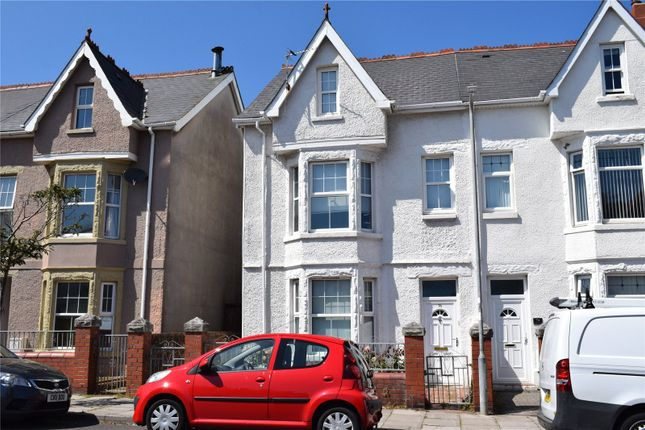 4 bed semi-detached house for sale in Victoria Avenue, Porthcawl CF36