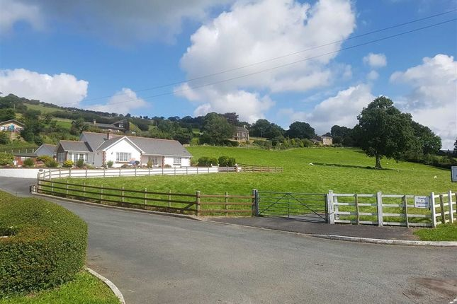 Thumbnail Detached bungalow for sale in Capel Bangor, Aberystwyth