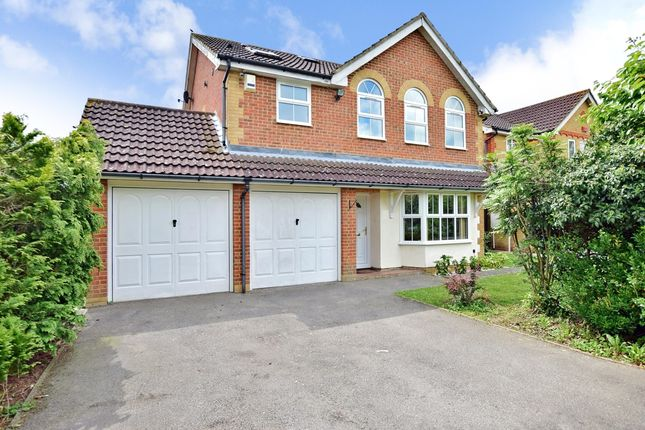 Thumbnail Detached house to rent in Farrers Walk, Kingsnorth, Ashford