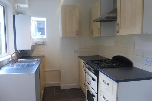 Thumbnail Terraced house to rent in Kenyon Street, Ipswich