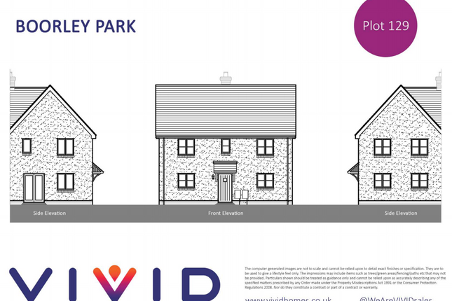 Thumbnail Semi-detached house for sale in Appleby Drive, Botley