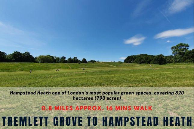 Heath Pic of Tremlett Grove, London N19