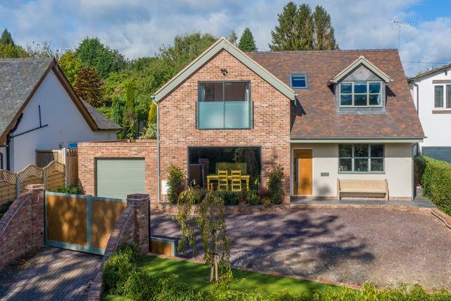 Thumbnail Detached house for sale in Bittell Road, Barnt Green