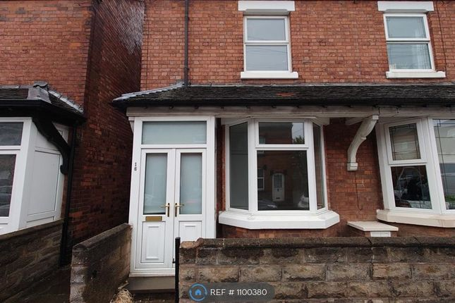 3 bed terraced house to rent in Alfred Street, Tamworth B79