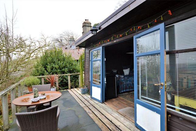 Thumbnail Detached bungalow to rent in Poundsgate, Newton Abbot, Devon