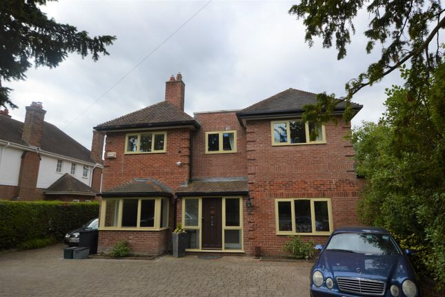 Thumbnail Detached house to rent in Church Lane, Upton, Chester