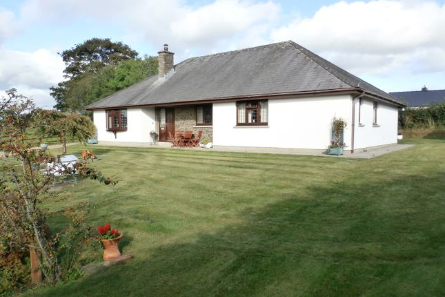 Thumbnail Detached house for sale in Ty Mawr, Llanybydder