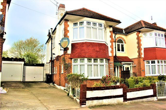 Thumbnail Semi-detached house for sale in Passmore Gardens, Bounds Green, London