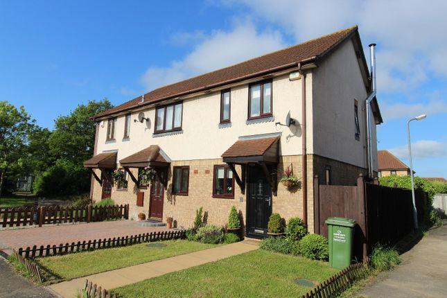 Thumbnail Property for sale in Ellswood, Laindon, Basildon