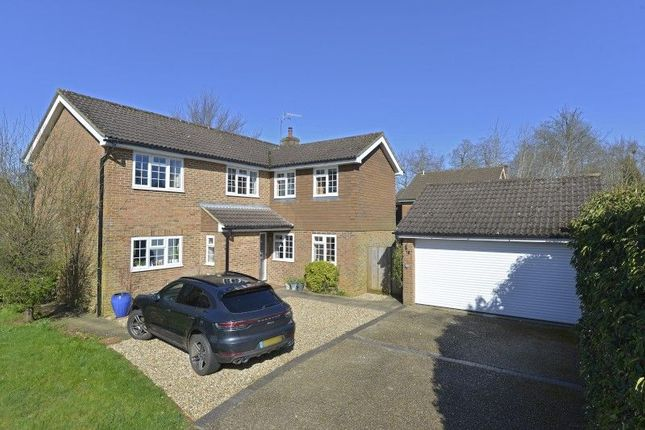 Thumbnail Detached house for sale in Pullman Lane, Godalming