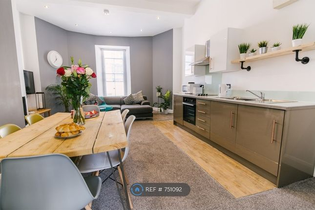Dining Room With Fully Fitted Kitchen