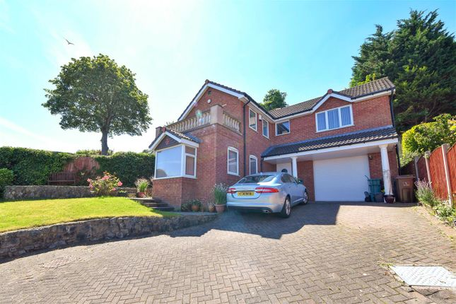 Thumbnail Detached house for sale in Lon Pendyffryn, Llanddulas, Abergele