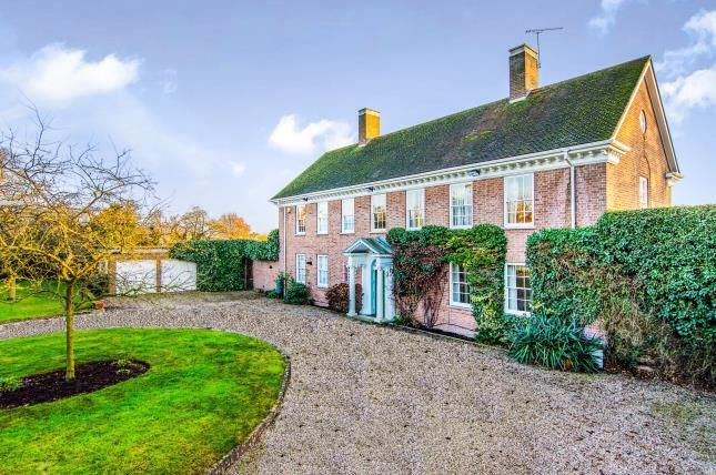 Thumbnail Detached house for sale in Boreham, Chelmsford, Essex