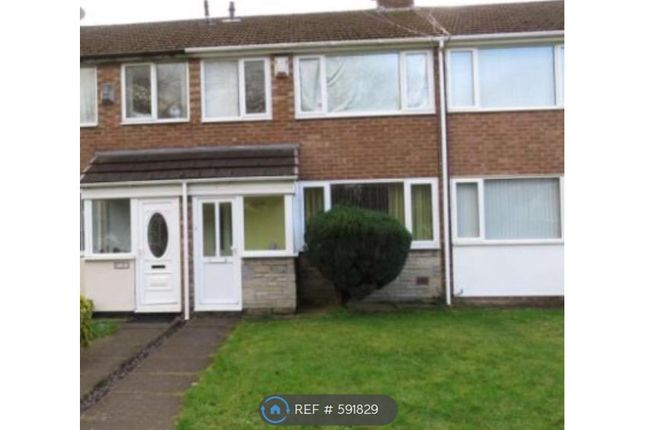 Thumbnail Terraced house to rent in Holliers Close, Liverpool