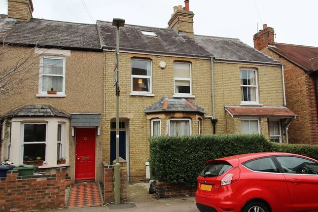 Thumbnail Terraced house to rent in Golden Road, Oxford