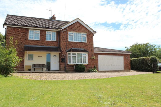 Thumbnail Detached house for sale in Sole Farm Road, Bookham