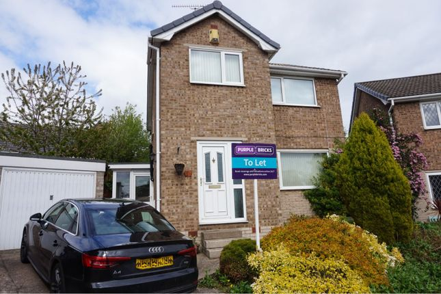 Thumbnail Detached house to rent in Rainborough Road, Rotherham