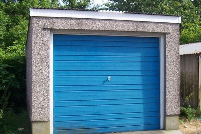 Garage of Canal Terrace, Ystalyfera, Swansea. SA9