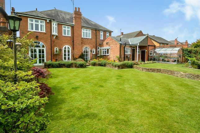 Thumbnail Detached house for sale in Douglas Road, Long Eaton, Nottingham