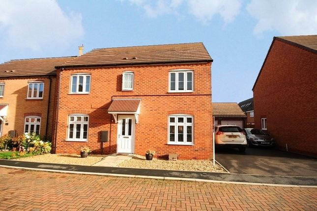 Detached house for sale in Buttercup Close, Evesham