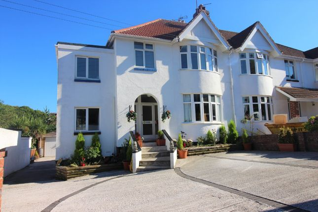 Thumbnail Flat for sale in Laura Grove, Paignton