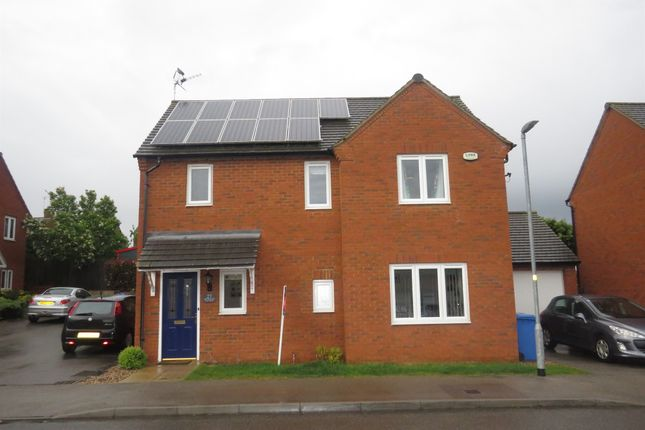 Thumbnail Detached house for sale in Hollow Wood Road, Burton Latimer, Kettering
