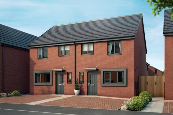"Thumbnail Property for sale in ""The Kellington At The Parks Phase 5 "" at Glaisher Street, Everton, Liverpool"