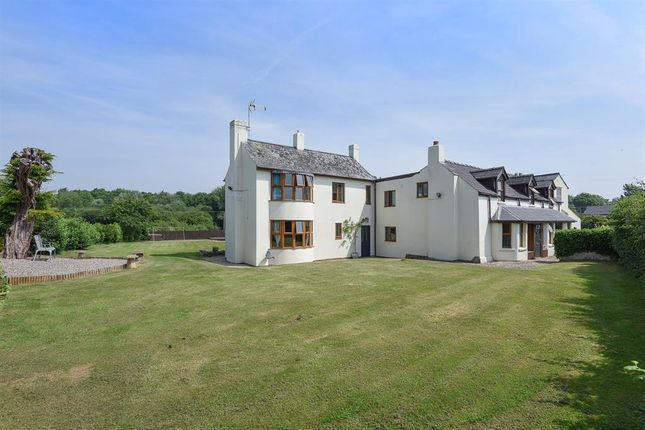 Thumbnail Detached house for sale in Tavern House, Kingstone, Hereford, Herefordshire