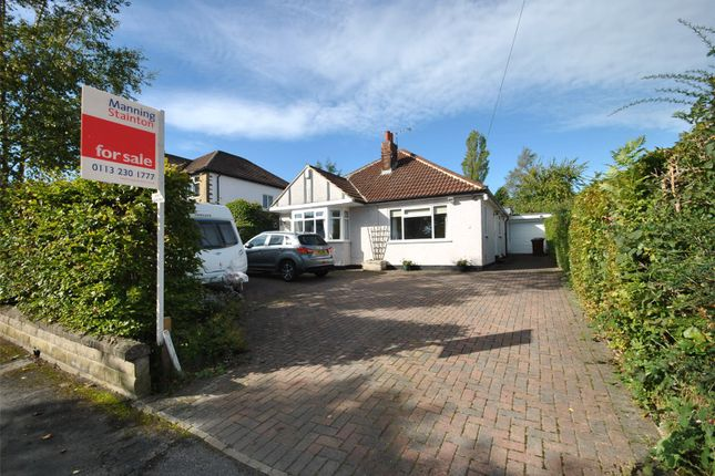 Thumbnail Detached bungalow for sale in Heathfield, Adel, Leeds