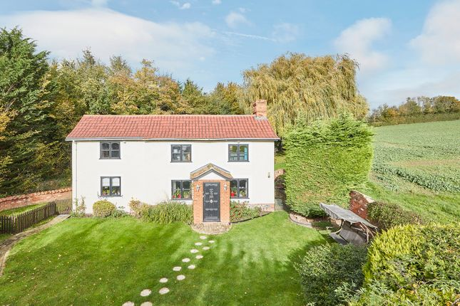 Thumbnail Detached house for sale in Kedington Road, Sturmer, Suffolk
