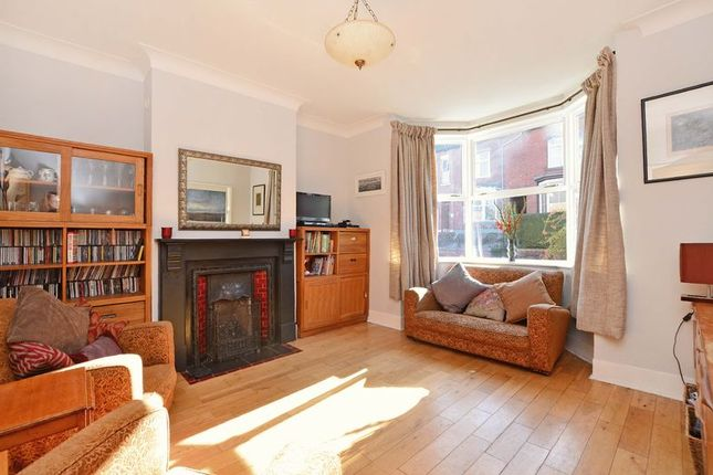 Thumbnail Terraced house for sale in Westbrook Bank, Sharrow Vale, Sheffield