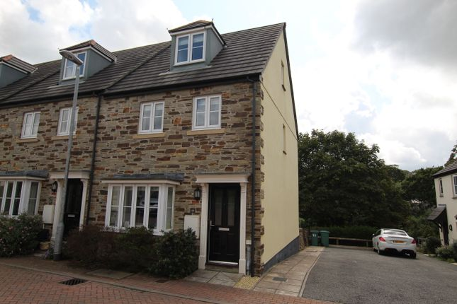 Thumbnail Semi-detached house to rent in Beechwood Parc, Truro
