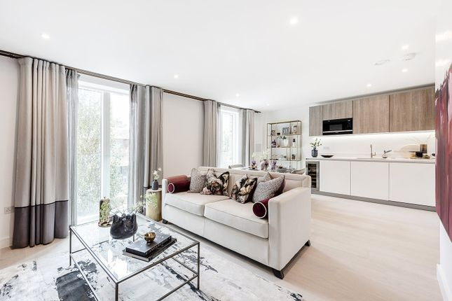 Thumbnail Flat for sale in The Atelier, Sinclair Road, Kensington Olympia