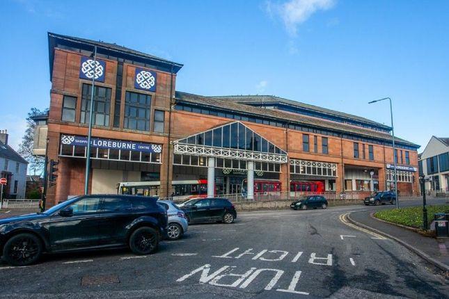 Thumbnail Retail premises to let in Loreburne Shopping Centre, High Street, Dumfries