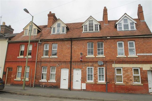 Thumbnail Terraced house to rent in Upper Brook Street, Oswestry