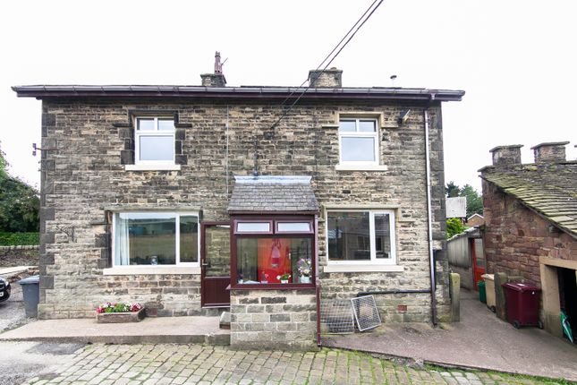 Thumbnail Detached house for sale in Darwen Road, Bromley Cross, Bolton