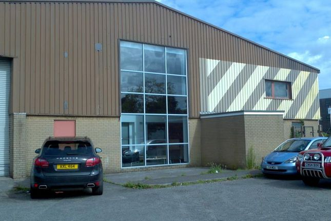 Thumbnail Industrial to let in Kenfig Industrial Estate, Margam, Port Talbot