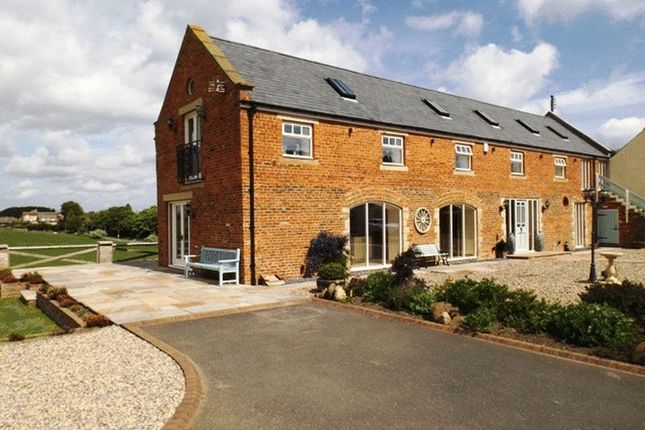Thumbnail Barn conversion for sale in Red Row, Morpeth