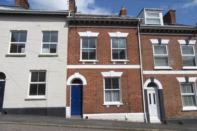 Exterior of Victoria Street, Exeter EX4