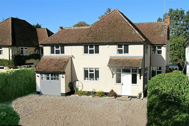 Thumbnail Detached house for sale in Rowney Gardens, Sawbridgeworth, Hertfordshire