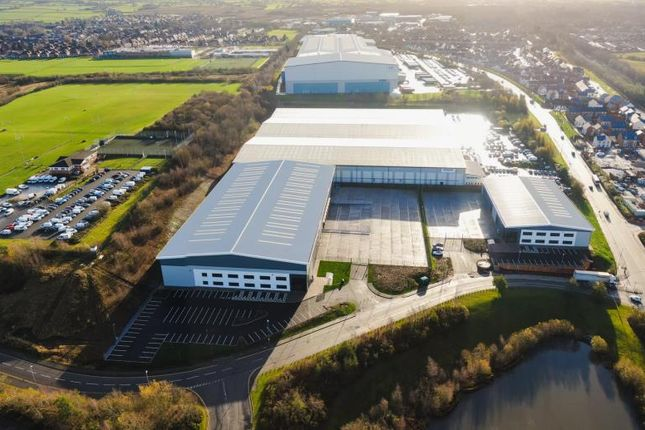 Thumbnail Industrial to let in S75, St. Modwen Park, Stoke South, Stoke-On-Trent
