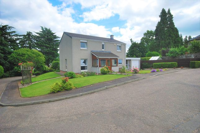 Thumbnail Detached house for sale in Craigie Place, Northbank, Perth