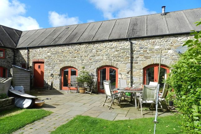 Thumbnail Terraced house for sale in The Owl Barn, Pen Y Cwm, Haverfordwest, Pembrokeshire