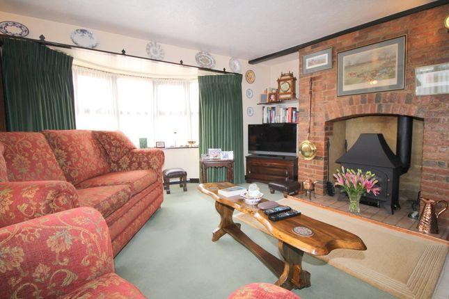Thumbnail Semi-detached house for sale in Dunkirk, Aylsham, Norwich