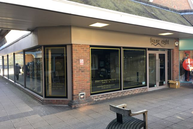 Thumbnail Retail premises to let in Tudor Arcade, Dorchester