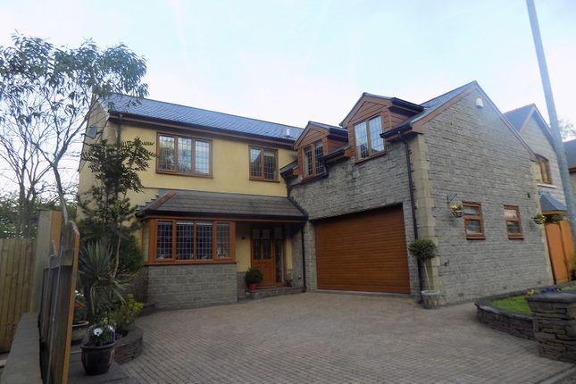 Thumbnail Detached house for sale in Tudor Grove, Margam, Port Talbot, Neath Port Talbot.